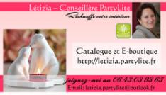 Létizia - Déco et Bougies PartyLite