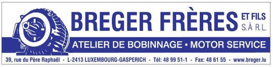 Breger Frères & Fils sarl